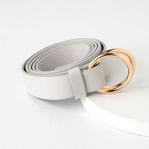 NEW Grey Belt